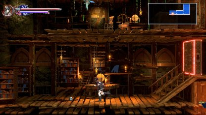 Bloodstained: Ritual of the Night - Mapa completo, localizaciones y areas