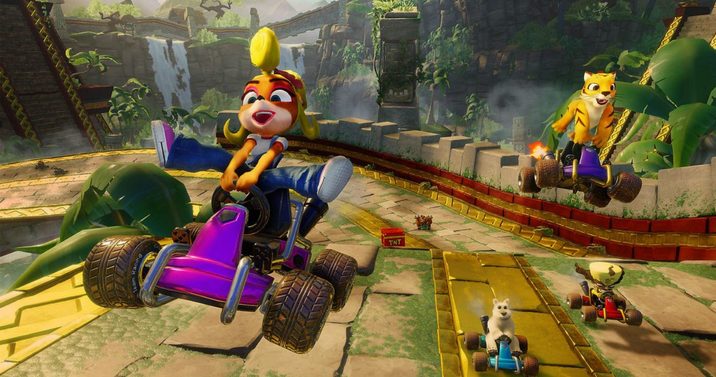 Crash Team Racing: Nitro Fueled - Guía de items y como usarlos 1
