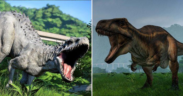 Jurassic World Evolution - Los mejores trucos