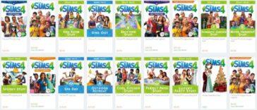 Los Sims 4 - Comprar todas las expansiones 1