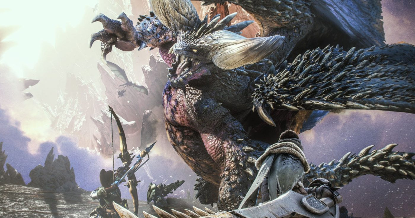 Monster Hunter: World - Consejos para capturar monstruos 1