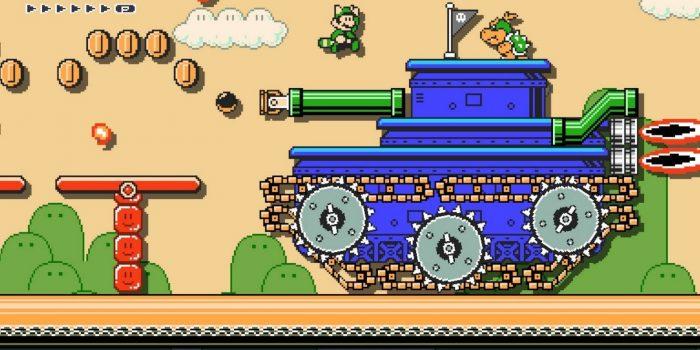 Super Mario Maker 2 - Consejos para construir el mejor y más dificil nivel 1