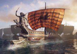 Assassin's Creed Odyssey recibe nuevas misiones y más este noviembre