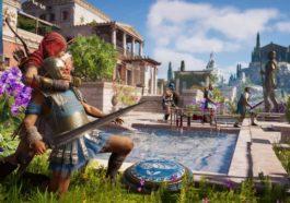 Guia de iniciación a Assassin's Creed Odyssey 1