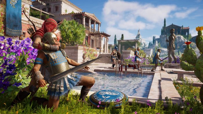 Guia de iniciación a Assassin's Creed Odyssey 1