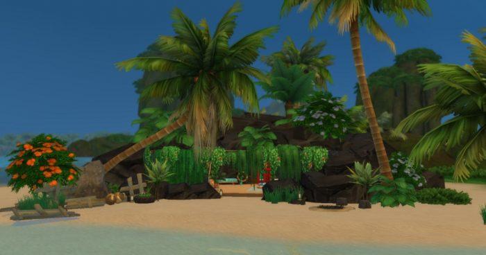 Los Sims 4 Vida Isleña - La Cueva de Sulani 7