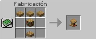 Minecraft Cómo Hacer Un Atril 114 The Arcader