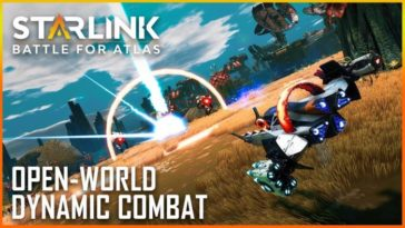 Starlink: Battle For Atlas – Introducción a la Aventura Espacial