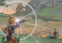 The Legend of Zelda: Breath of the Wild - Cómo conseguir y utilizar el Arco del Crepúsculo 7