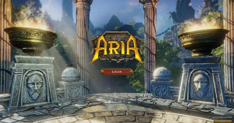Legends Of Aria - Guía de iniciación 1