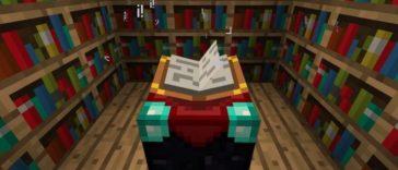 Minecraft - Cómo leer el lenguaje de la mesa de encantamientos 1