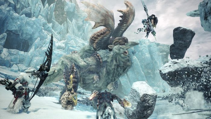Monster Hunter World: Iceborne - Cómo encontrar una criatura de oro, todas las localizaciones de monstruos y cómo matarlos