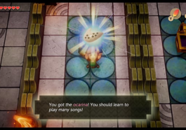 The Legend of Zelda: Link's Awakening - Cómo conseguir todas las canciones y la Ocarina 1