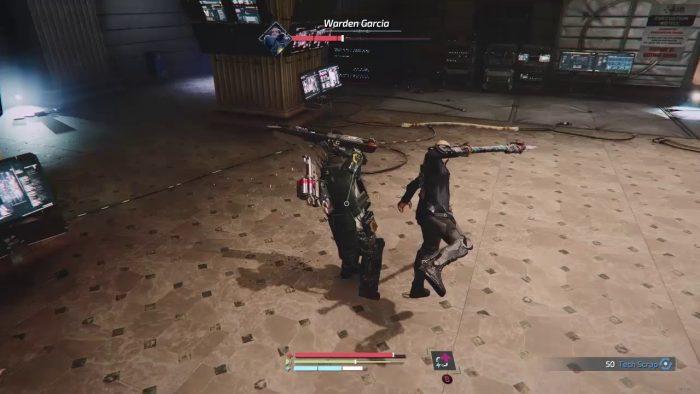 The Surge 2 -  Cómo vencer a Warden Garcia 1