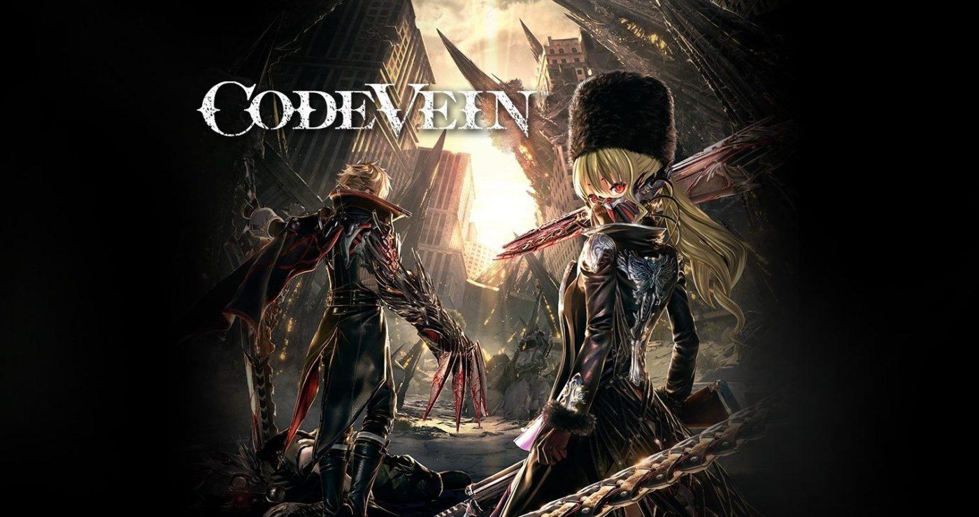 Code Vein - Los tres finales 1