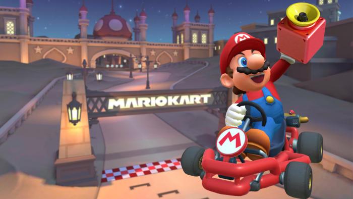 Mario Kart Tour -  Cómo obtener los 5 hits de Super Horn 3