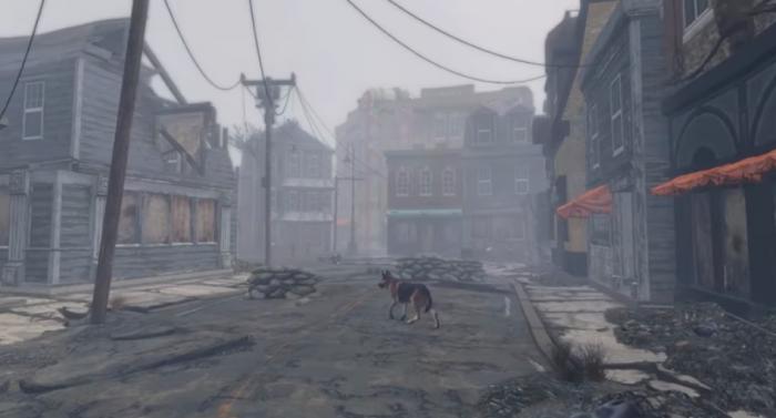 Fallout 4 - El mod Whispering Hills transforma el juego en Silent Hill 1