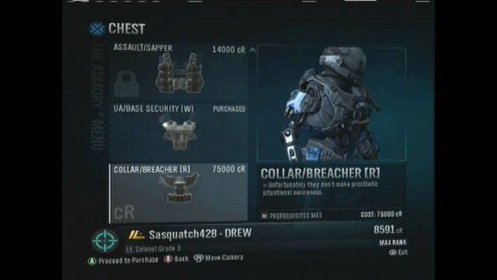 Halo Reach - Cómo desbloquear el brazo robótico
