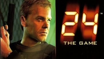 24: The Game - Cinemática completa