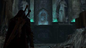 Shadow Of War - Cómo resolver cada poema Ithildin