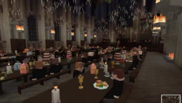 Minecraft - Harry Potter Mod
