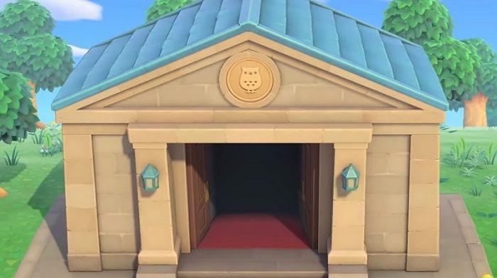 Animal Crossing: New Horizons - Cómo construir el museo