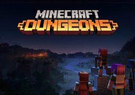 Minecraft Dungeons - Solución al atasco en la pantalla de carga del juego (Nintendo Switch)