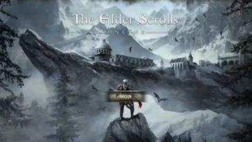 The Elder Scrolls Online - Solución al problema de Login en Stadia