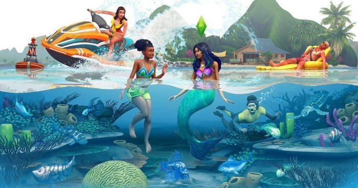Los Sims 4 - Comprar todas las expansiones