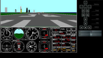 Flight Simulator - Prueba las primeras versiones del simulador desde tu navegador completamente gratis 1
