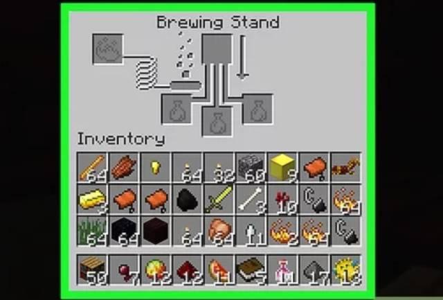 Minecraft - Alquimia: Todas las recetas e ingredientes