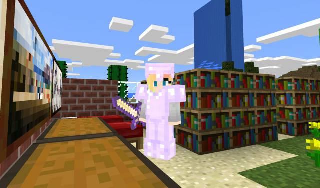 Minecraft - Cómo encantar objetos