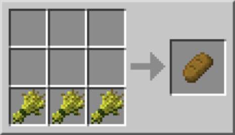 Minecraft - Cómo hacer Pan, Tartas y Galletas