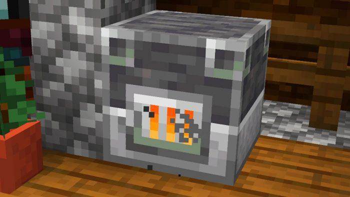 Minecraft - Cómo hacer un Alto Horno (1.14)