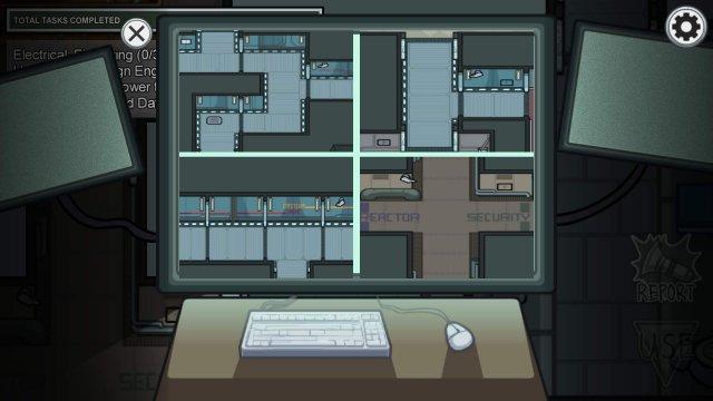 Among Us - Cómo ganar como miembro de la tripulación (Mapa The Skeld)