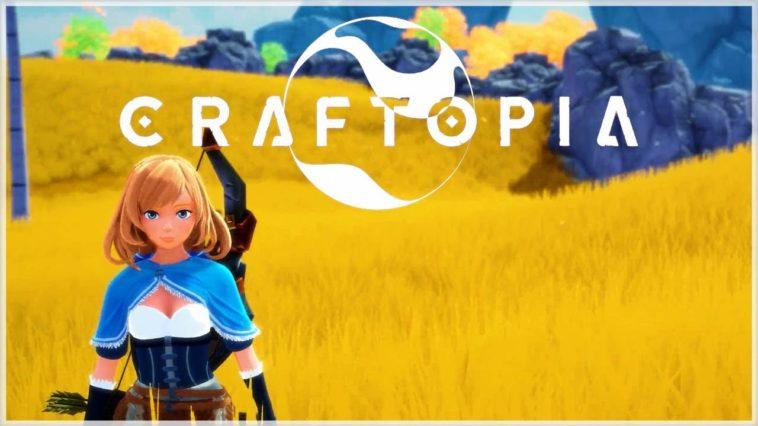 Craftopia - Game Trailer 2020