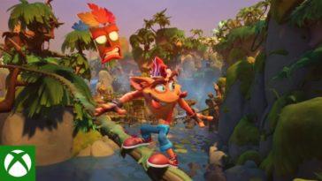 Crash Bandicoot 4 - Tráiler