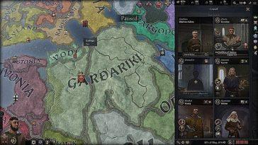 Crusader Kings 3 - Cómo fabricar una reclamación 1