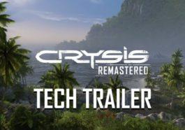 Crysis Remastered - 8K Tech Trailer