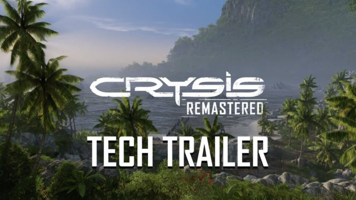 Crysis Remastered - 8K Tech Trailer 4