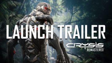 Crysis Remastered - Trailer oficial de lanzamiento