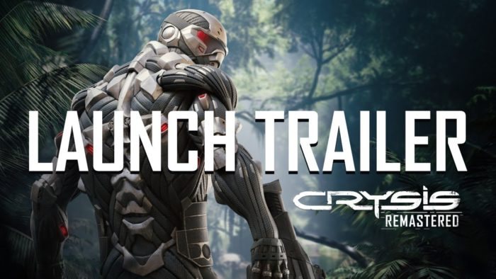 Crysis Remastered - Trailer oficial de lanzamiento