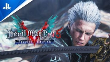 Devil May Cry 5: Special Edition - Trailer PS5