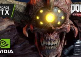 Doom Eternal funcionando a 4K, 120fps en una Nvidia RTX 3080