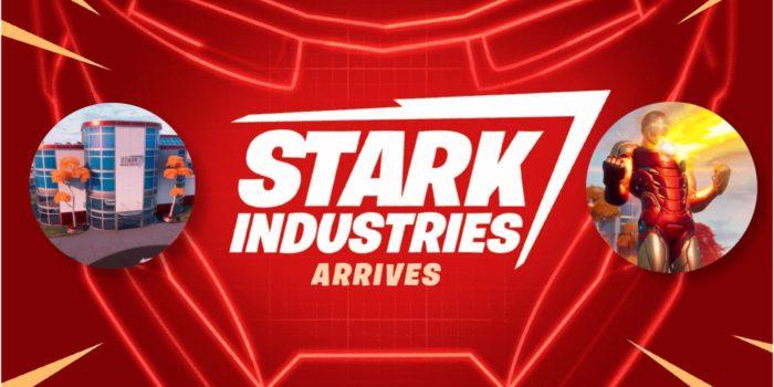 Fortnite - Cómo abrir la bóveda de Industrias Stark (14.10) 1