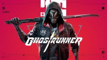 Ghostrunner - Teaser Trailer