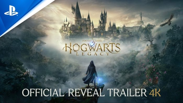 Hogwarts Legacy - Official Reveal Trailer PS5