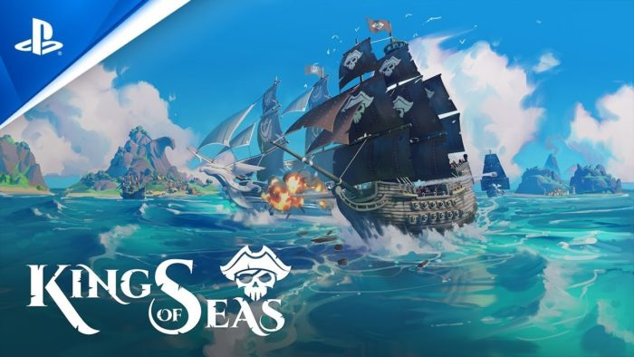 King of the Seas - Gameplay Trailer