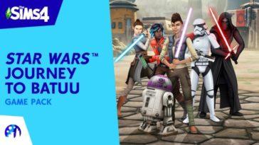 Los Sims™ 4 Star Wars™: Viaje a Batuu - Tráiler de presentación oficial