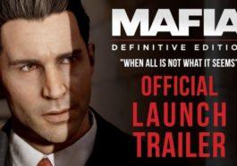 """Mafia: Definitive Edition - Trailer de Lanzamiento: """"Cuando todo no es lo que parece"""""""